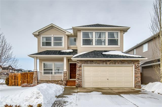 101 Seagreen Manor, Chestermere, AB T1X 0E7 (#C4232268) :: Redline Real Estate Group Inc