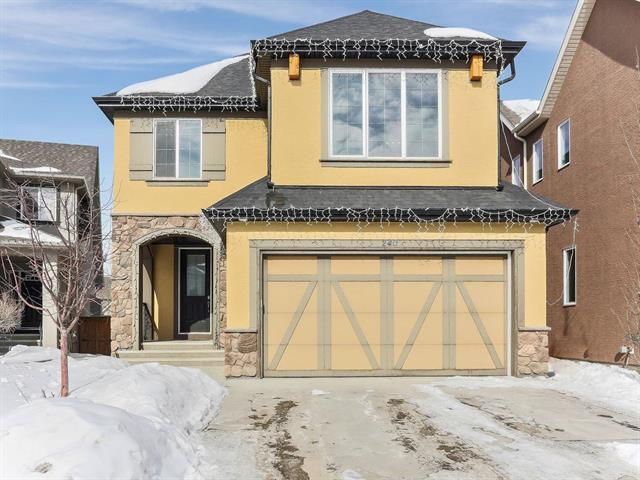240 Mahogany Bay SE, Calgary, AB T3M 0Y1 (#C4232279) :: The Cliff Stevenson Group