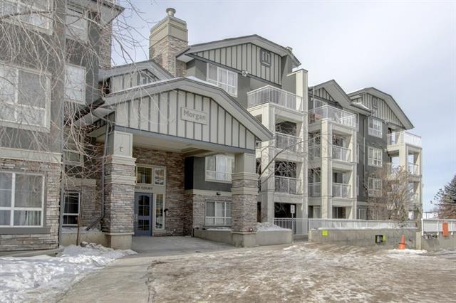35 Richard Court SW #203, Calgary, AB T3E 7N9 (#C4232283) :: Calgary Homefinders