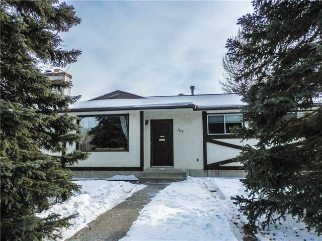 107 Silver Valley Boulevard NW, Calgary, AB T3B 4B7 (#C4232301) :: Redline Real Estate Group Inc