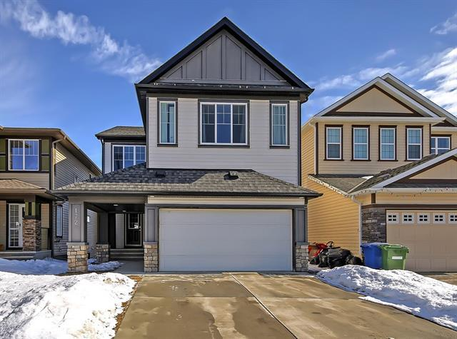 172 Reunion Grove NW, Airdrie, AB T4B 0Z3 (#C4232318) :: The Cliff Stevenson Group