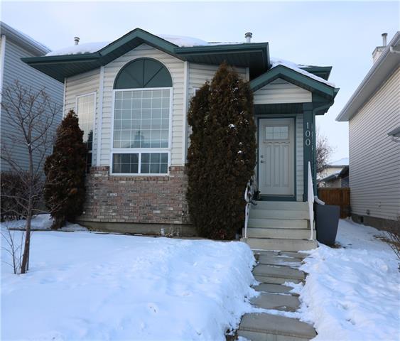 100 Harvest Gold Circle NE, Calgary, AB T3K 4H4 (#C4232347) :: Redline Real Estate Group Inc
