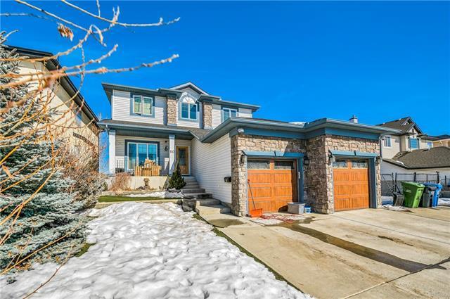 110 Panorama Hills Close NW, Calgary, AB T3K 5J4 (#C4232387) :: The Cliff Stevenson Group