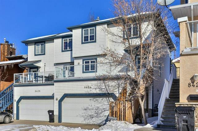 8424 Silver Springs Road NW, Calgary, AB T3B 4J6 (#C4232401) :: Redline Real Estate Group Inc