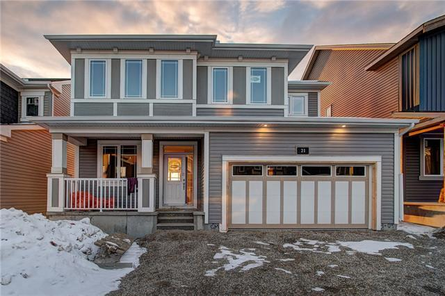 21 Carrington Manor NW, Calgary, AB T3P 0Y8 (#C4232433) :: Redline Real Estate Group Inc