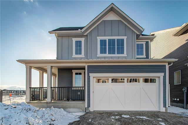 335 Carrington Way NW, Calgary, AB T3P 0Y8 (#C4232434) :: Redline Real Estate Group Inc