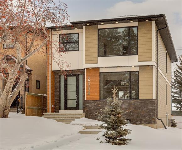 2034 24 A Street SW, Calgary, AB T3E 1V6 (#C4232443) :: Calgary Homefinders