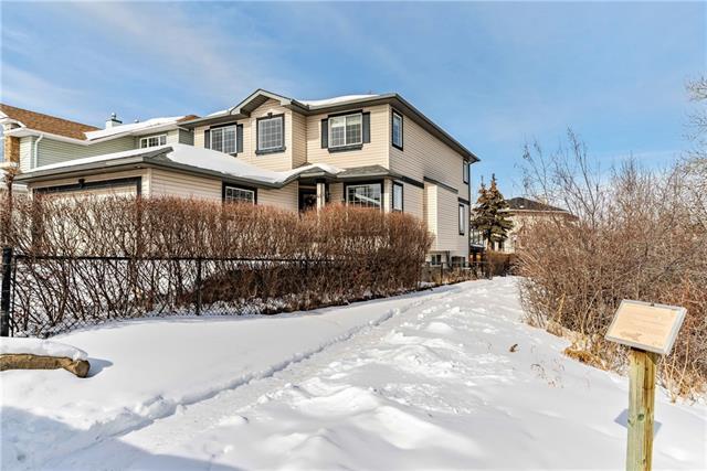 41 Bridlecreek Park SW, Calgary, AB T2Y 3N6 (#C4232471) :: Redline Real Estate Group Inc