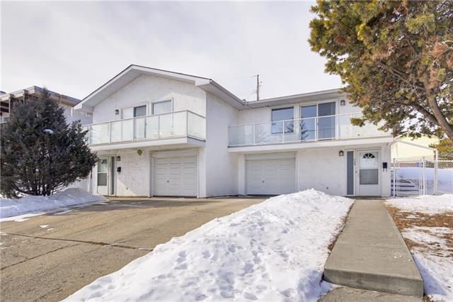 739 Tavender Road NW, Calgary, AB T2K 3M5 (#C4232498) :: Calgary Homefinders