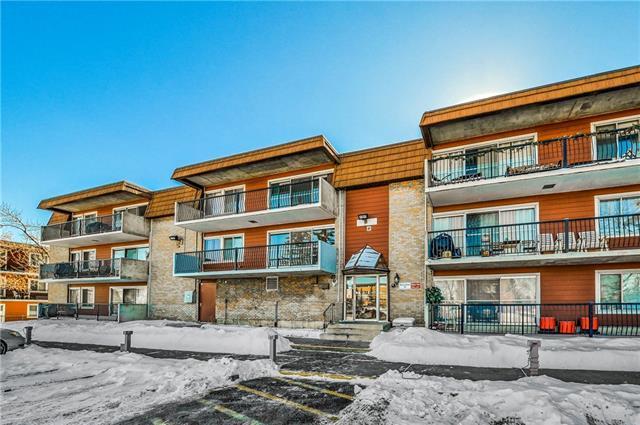231 Heritage Drive SE 36B, Calgary, AB T2H 1N1 (#C4232507) :: The Cliff Stevenson Group