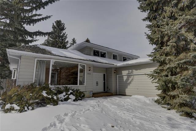 7315 Keewatin Street SW, Calgary, AB T2V 2M6 (#C4232510) :: Redline Real Estate Group Inc