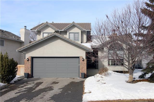 46 Edgeview Drive NW, Calgary, AB T3A 4V3 (#C4232529) :: The Cliff Stevenson Group