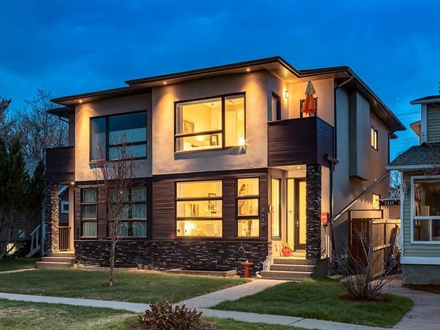 2420 Bowness Road NW, Calgary, AB T2N 3L7 (#C4232541) :: The Cliff Stevenson Group