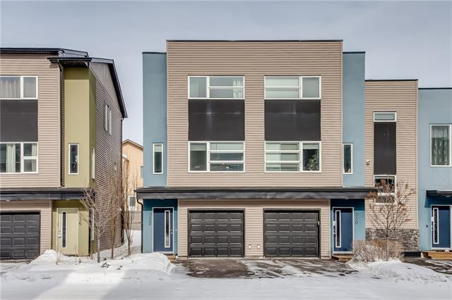 Covecreek Circle S #332, Calgary, AB T3K 0W6 (#C4232574) :: Canmore & Banff