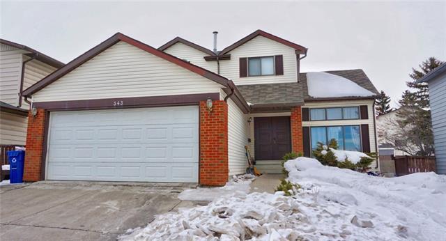 343 Whitefield Drive NE, Calgary, AB T1Y 5S2 (#C4232577) :: Calgary Homefinders