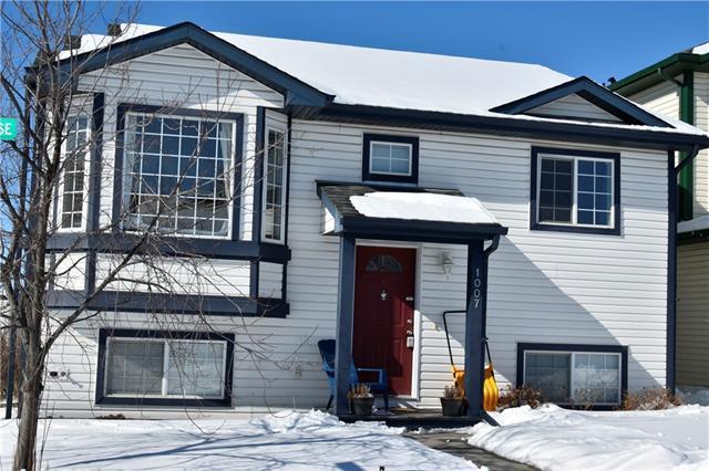 1007 Creek Springs Rise NW, Airdrie, AB T4B 2R6 (#C4232589) :: Calgary Homefinders