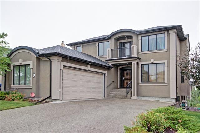 8 Coulee Park SW, Calgary, AB T3H 5J5 (#C4232593) :: Calgary Homefinders