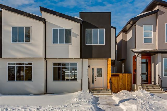 4347 72 Street NW, Calgary, AB T3B 2L1 (#C4232603) :: The Cliff Stevenson Group