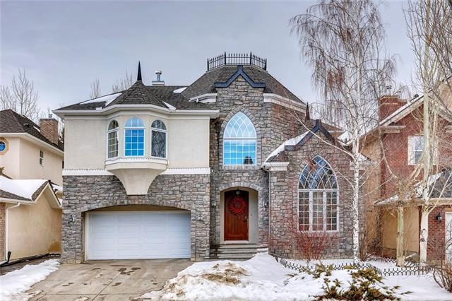 75 Discovery Ridge Boulevard SW, Calgary, AB T3H 4Y2 (#C4232610) :: Calgary Homefinders