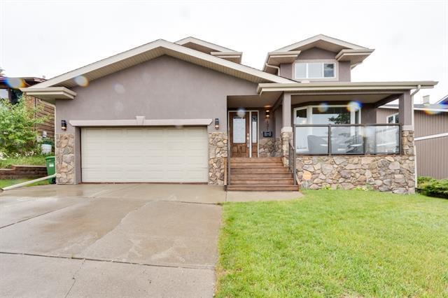 131 Edgehill Drive NW, Calgary, AB T3A 2W5 (#C4232702) :: The Cliff Stevenson Group