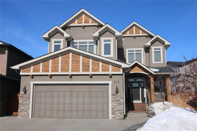 145 Panatella Green NW, Calgary, AB T3K 0M6 (#C4232734) :: The Cliff Stevenson Group