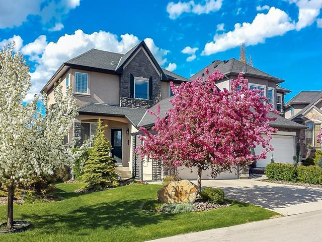 203 Evergreen Heights SW, Calgary, AB T2Y 3Y8 (#C4232740) :: Redline Real Estate Group Inc