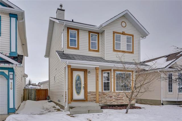 294 Covewood Park NE, Calgary, AB T3K 4V8 (#C4232773) :: Canmore & Banff