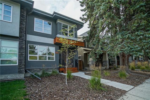 711 18 Avenue NW, Calgary, AB T2M 0V2 (#C4232780) :: The Cliff Stevenson Group