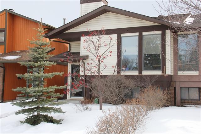 643 Whitewood Road NE, Calgary, AB T1Y 4A1 (#C4232801) :: Calgary Homefinders