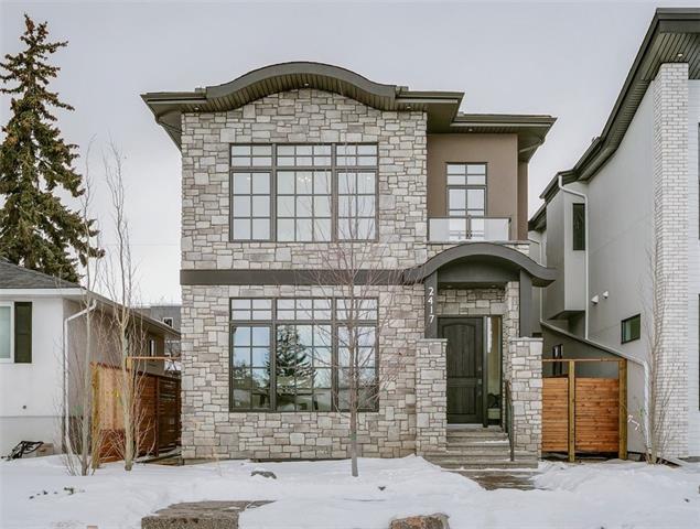 2417 30 Avenue SW, Calgary, AB T2T 1S1 (#C4232806) :: Calgary Homefinders