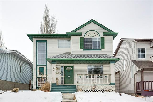 84 Harvest Gold Circle NE, Calgary, AB T3K 4H4 (#C4232815) :: Redline Real Estate Group Inc