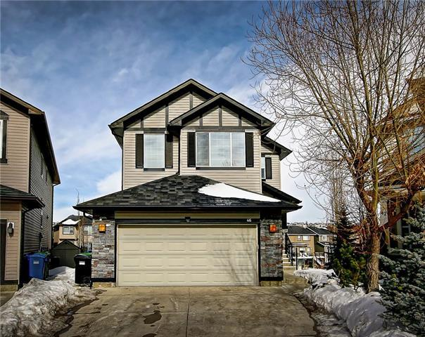 46 Tuscany Valley Hill(S) NW, Calgary, AB T3L 2K4 (#C4232823) :: The Cliff Stevenson Group