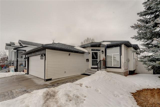 108 Woodside Circle NW, Airdrie, AB T4B 2J8 (#C4232829) :: Redline Real Estate Group Inc