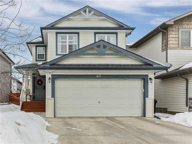 40 Everglen Grove SW, Calgary, AB T2Y 4Z3 (#C4232872) :: Redline Real Estate Group Inc