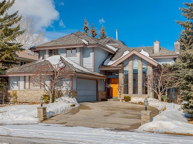 51 Hawkside Close NW, Calgary, AB T3G 3K5 (#C4232892) :: The Cliff Stevenson Group