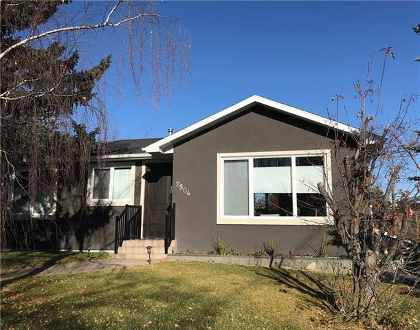 2504 Charlebois Drive NW, Calgary, AB T2L 0T6 (#C4232899) :: Redline Real Estate Group Inc