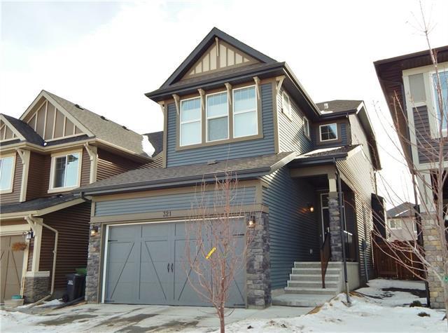 321 Clydesdale Way, Cochrane, AB T4C 2M3 (#C4232906) :: Calgary Homefinders