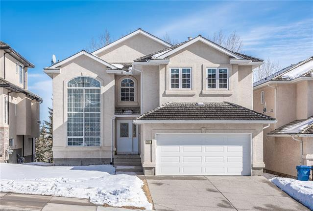291 Hamptons Drive NW, Calgary, AB T3A 5W2 (#C4232919) :: Redline Real Estate Group Inc