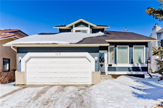 119 Whitehaven Crescent NE, Calgary, AB T1Y 6C4 (#C4232935) :: Calgary Homefinders