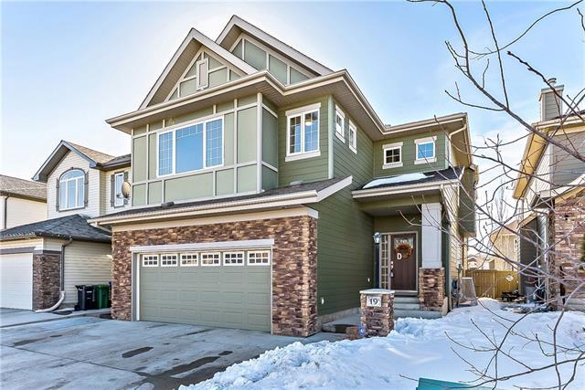 19 Cimarron Springs Road, Okotoks, AB T1S 0A7 (#C4232946) :: Redline Real Estate Group Inc