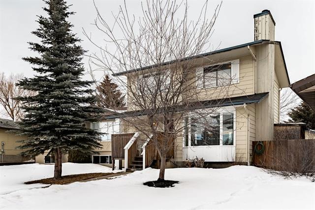 204 Fallswater Road NE, Calgary, AB T3J 1B3 (#C4232962) :: Calgary Homefinders