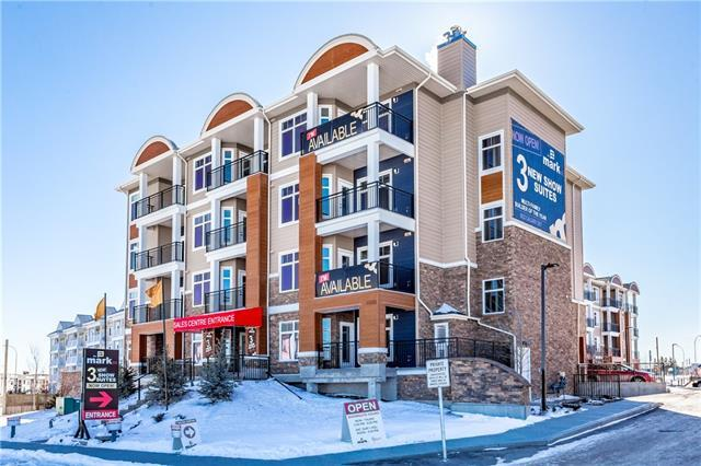 3727 Sage Hill Drive NW #2202, Calgary, AB T3R 1T7 (#C4232963) :: The Cliff Stevenson Group