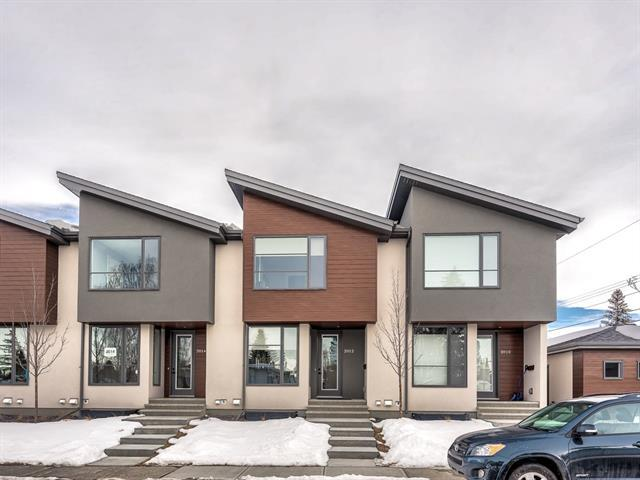 2012 26 Avenue NW, Calgary, AB T3C 2Z1 (#C4232966) :: Redline Real Estate Group Inc
