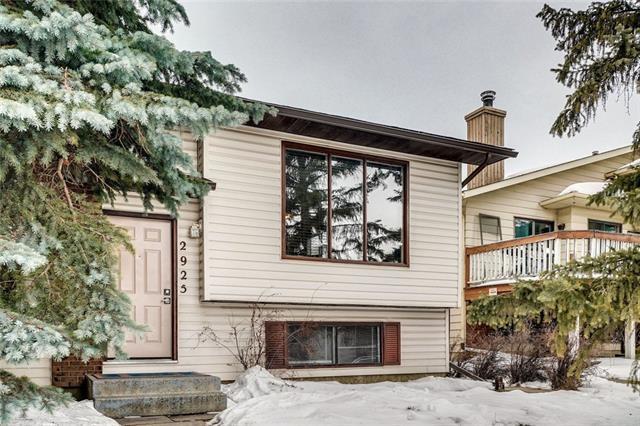 2925 Cedarbrae Drive SW, Calgary, AB T2W 3G5 (#C4232969) :: Calgary Homefinders