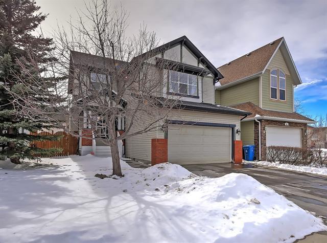 127 Cougar Ridge Drive SW, Calgary, AB T3H 4X6 (#C4232984) :: Calgary Homefinders