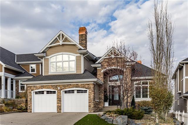 63 Ridge View Place, Cochrane, AB T4C 0P6 (#C4232995) :: Redline Real Estate Group Inc
