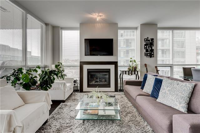 222 Riverfront Avenue SW #913, Calgary, AB T2P 0W3 (#C4233003) :: Redline Real Estate Group Inc