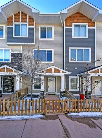 2802 Kings Heights Gate SE #175, Airdrie, AB T4A 0T3 (#C4233022) :: Calgary Homefinders