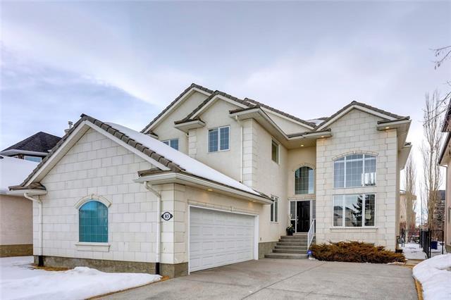 85 Strathridge Crescent SW, Calgary, AB T3H 3R9 (#C4233031) :: Redline Real Estate Group Inc
