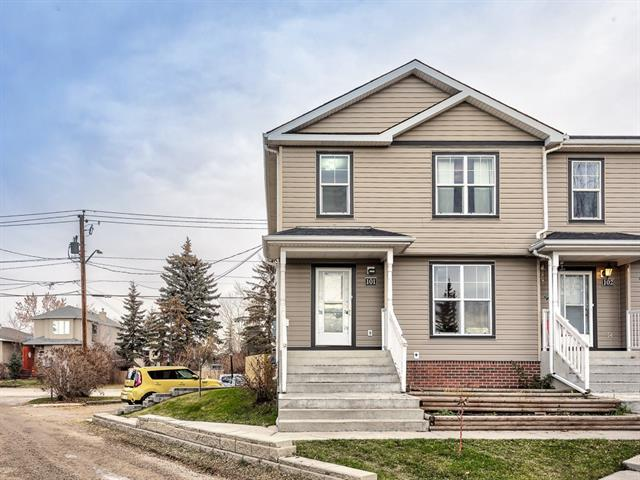 1835 10 Avenue SE #101, Calgary, AB T2G 5N7 (#C4233032) :: Redline Real Estate Group Inc
